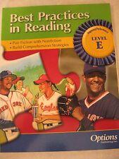 TEACHERS: Best Practices in Reading - Level E (2002)