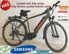 NOW TAKING ORDERS - DEPOSIT ONLY Electric Bike Mid Drive eBike Efficient Motors