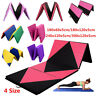 4 Size Gymnastics Mat Gym Folding Panel Yoga Aerobics Exercise Tumbling Pad Mats