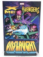 X-Men Avengers Onslaught Volume 2 Marvel Comics New Tpb Paperback Wolverine