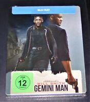 Gemini Man Avec Will Smith Limitée steelbook Editio blu ray Neuf & Ovp