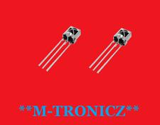 2 Pieces Infrared Receiver Ir Sensor With Metal Case Tl1838 Vs1838b 1838 38khz