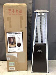 Hiland HLDS032 Pyramid Patio Table Top Propane Heater Portable 9500 BTU 🔥🔥🔥