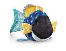 Lil'Kinz Blue Triggerfish HS526 Beanbag Plush Stuffed Animal No Code Ganz