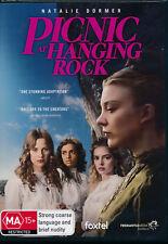 Picnic at Hanging Rock DVD NEW REgion 4 Natalie Dorner