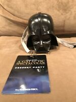 Rare Disney World Star Wars A Galactic spectacular Lanyard And Darth Vader Stein