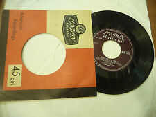 "FATS DOMINO""BLUES FOR LOVE- disco 45 giri EP(4 brani) LONDON UK 1963"""