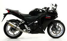 Terminale Race-Tech aluminium Dark Arrow Honda CBR 250 R 2011>2013