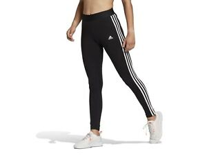LEGGINGS DONNA ADIDAS  GL0723  W 3S LEG BLACK/WHITE