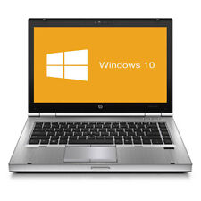 HP EliteBook 8470p Notebook Intel Core i5 2x 2,6ghz 16gb di RAM 256gb SSD win10