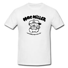Mac Miller Rapper Incredibly White T-Shirt - Available M L XL