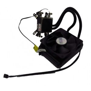 Coolermaster Liquid Lite CPU Cooler Radiator System + 120mm System Fan