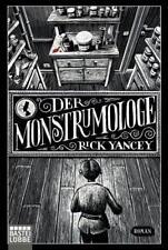 Der Monstrumologe HÖRBUCH von Rick Yancey 6 CD´s NEU