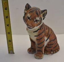 LENOX TIGER CUB FINE PORCELAIN 1994 ENDANGERED BABY ANIMALS
