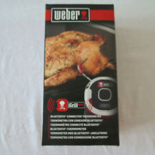 Weber iGrill Mini 7220 Bluetooth Connected BBQ Thermometer ref 1