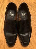 Allen Edmonds Melrose Penny Loafer Black Leather Size 7.5EEE