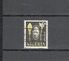 NIGERIA 103 - MASCHERA BENIN 1961 - MAZZETTA DI 10 - VEDI FOTO