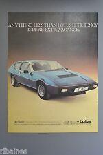 R&L Ex-Mag Advert: Lotus Elite Car, Hand Built Cars
