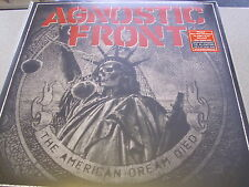 Agnostic Front-The American Dream died-LP VINILE // NUOVO & OVP