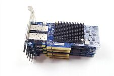 Lot of 5 Emulex Ibm 49Y4202 10GbE Sfp Pcie Integrated Virtual Fabric Adapter