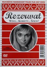 Rezerwat (DVD) Lukasz Palkowski (Shipping Wordwide) Polish film