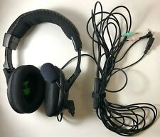 TURTLE BEACH Ear Force X12 BARELY USED Gaming HEADSET XBOX 360 black/green