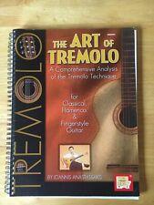 The Art of Tremolo by Ioannis Anastassakis (Spiral bound, 2008)