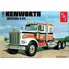 AMT Kenworth Conventional W925, 1: 25 Semi Truck - Multicolored