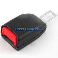 Car Sedan Seat Belt Extender Safety Eliminator Alarm Stopper Buckle Insert Clip