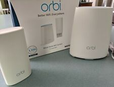 Netgear Orbi Mesh WiFi System | AC2200 Up to 3,500 Square Feet
