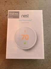 Google Nest Thermostat T4000ES White