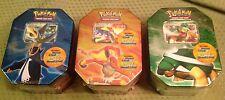 Pokémon 2007 Lv.X Holiday Diamond & Pearl Collectors Tins Sealed Empoleon