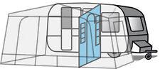 Cloison de séparation pour Auvent avec 2x Ustensile poche Caravane ETCT0022.270