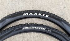 """2x Maxxis Forekaster - 29 x 2.35"""" - Wired Tyre - 29er, Pair of tyres"""