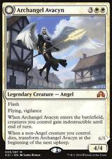 1x ARCHANGEL AVACYN - Rare - SHadow  MTG - NM Magic the Gathering