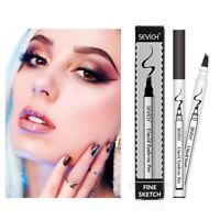 Four-Fork Liquid Eyebrow Tattoo Pen Long-Lasting Eyebrow Pencil Blusher For Eye