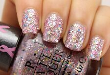 OPI Pink Of Hearts '13 MORE THAN A GLIMMER Multi Glitter Nail Polish Lacquer .05