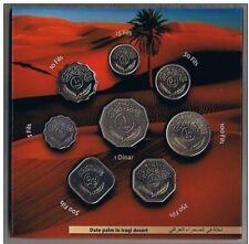Iraq , Irak 8 Münzen Coins sehr schon Neu UNC Mit OVP