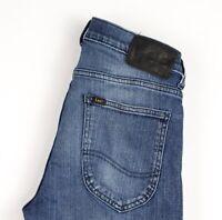 Lee Hommes Luke Slim Jeans Extensible Taille W30 L34 AVZ115