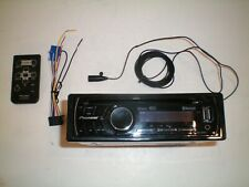 CLEAN! PIONEER DEH-P6200BT BLUETOOTH CD/MP3 PLAYER AUX/USB RADIO STEREO&REMOTE