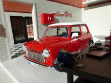 Voitures, camions et fourgons miniatures Rouge Burago moulé sous pression