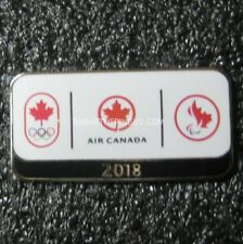 2018 PyeongChang Olympic Air Canada COC Dated Pin