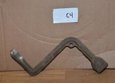 Hit & Miss engine crank handle tractor antique automobile collectible tool C4