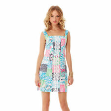 Lilly Pulitzer | The Idi Shift Dress in Multi Osterville Print - Sz 2