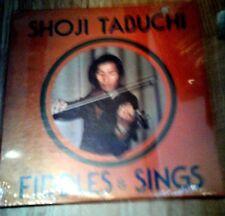 Shoji tabuchi. VIOLINI & CANTA. RARO Country folk sigillato e inutilizzato LP