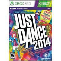 Just Dance 2014 (Microsoft Xbox 360, 2013) Complete