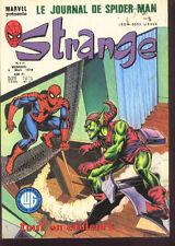 STRANGE 111 LUG Marvel comics Stan LEE GOOD/BE Daredevil IRON MAN JOHN ROMITA