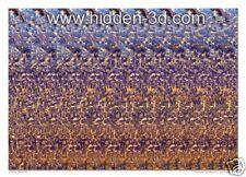 "Dragon 18""x13"" 3D Stereogram Poster Hidden 3D illusion"