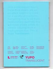 "Yupo Translucent White 5""x7"" 15 Sheet Pad"