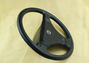 OEM SAAB 900 RARE CLASSIC STEERING WHEEL IN PERFECT CONDITION TURBO